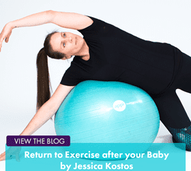 Returning To Exercise After Your Baby